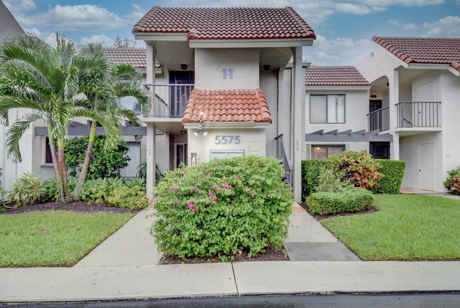 5575 Fairway Park Drive #201, Boynton Beach, FL 33437 - #: RX-10680345