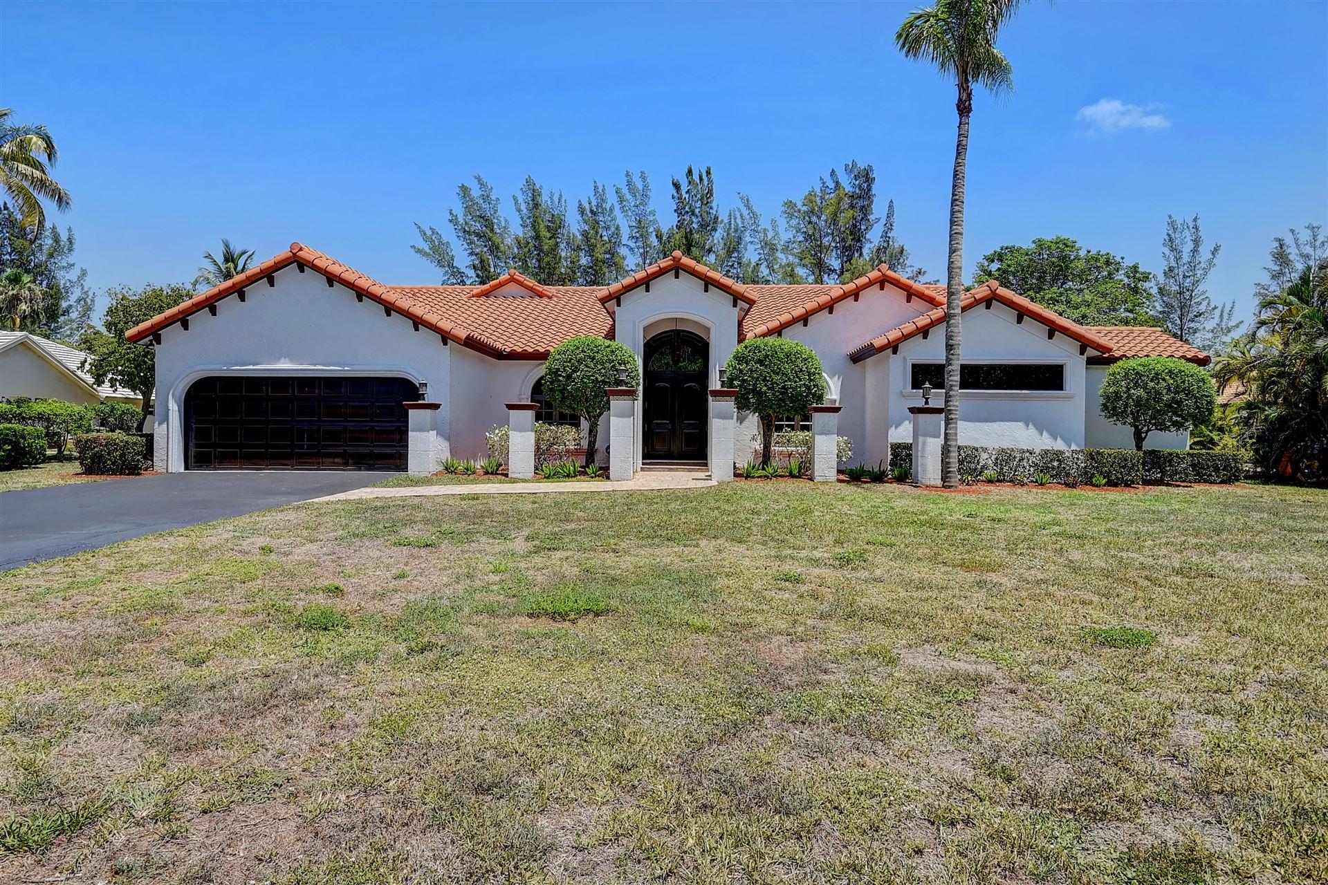 22184 Woodset Lane, Boca Raton, FL 33428 - MLS#: RX-10715345