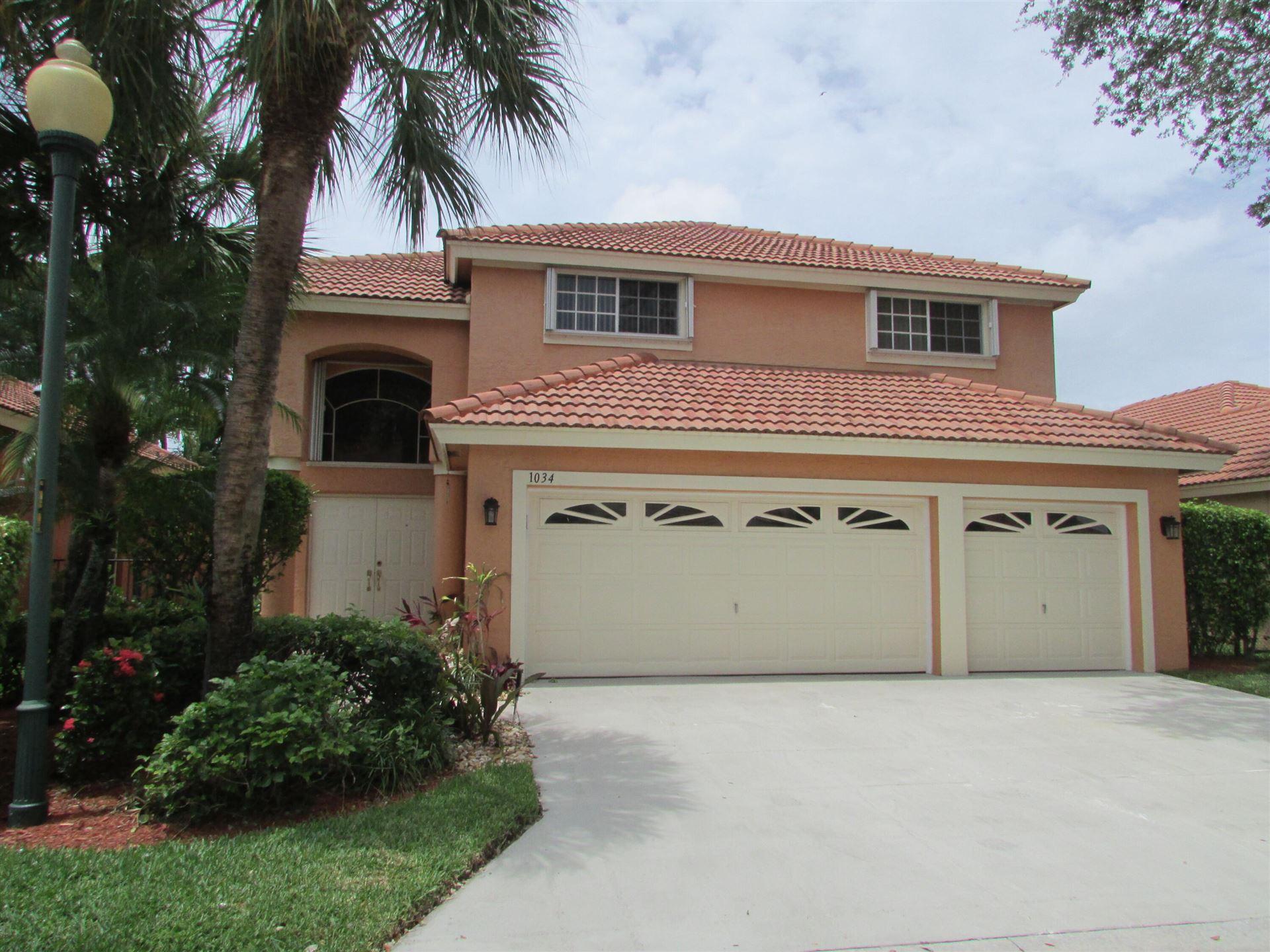 1034 Aspri Way, Riviera Beach, FL 33418 - #: RX-10725345
