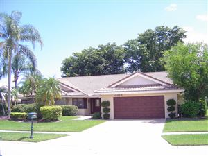 Photo of 10358 Boca Woods Lane, Boca Raton, FL 33428 (MLS # RX-10458346)