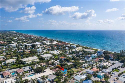 Photo of 36 Oceanview Drive, Ocean Ridge, FL 33435 (MLS # RX-10712346)