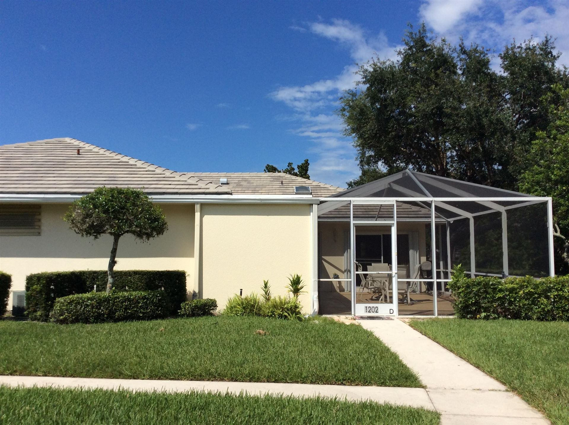 1202 NW Sun Terrace Circle #24d, Port Saint Lucie, FL 34986 - #: RX-10634346