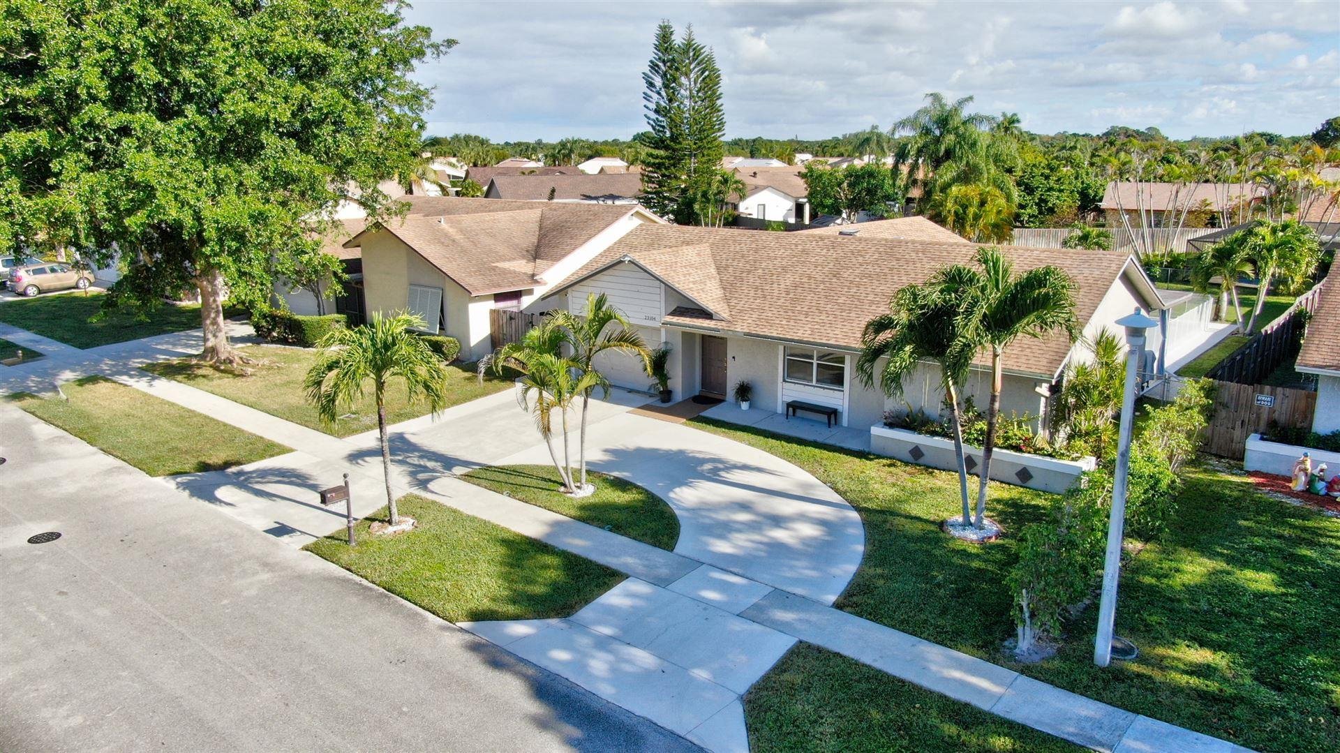 23104 SW 56th Avenue, Boca Raton, FL 33433 - #: RX-10682346