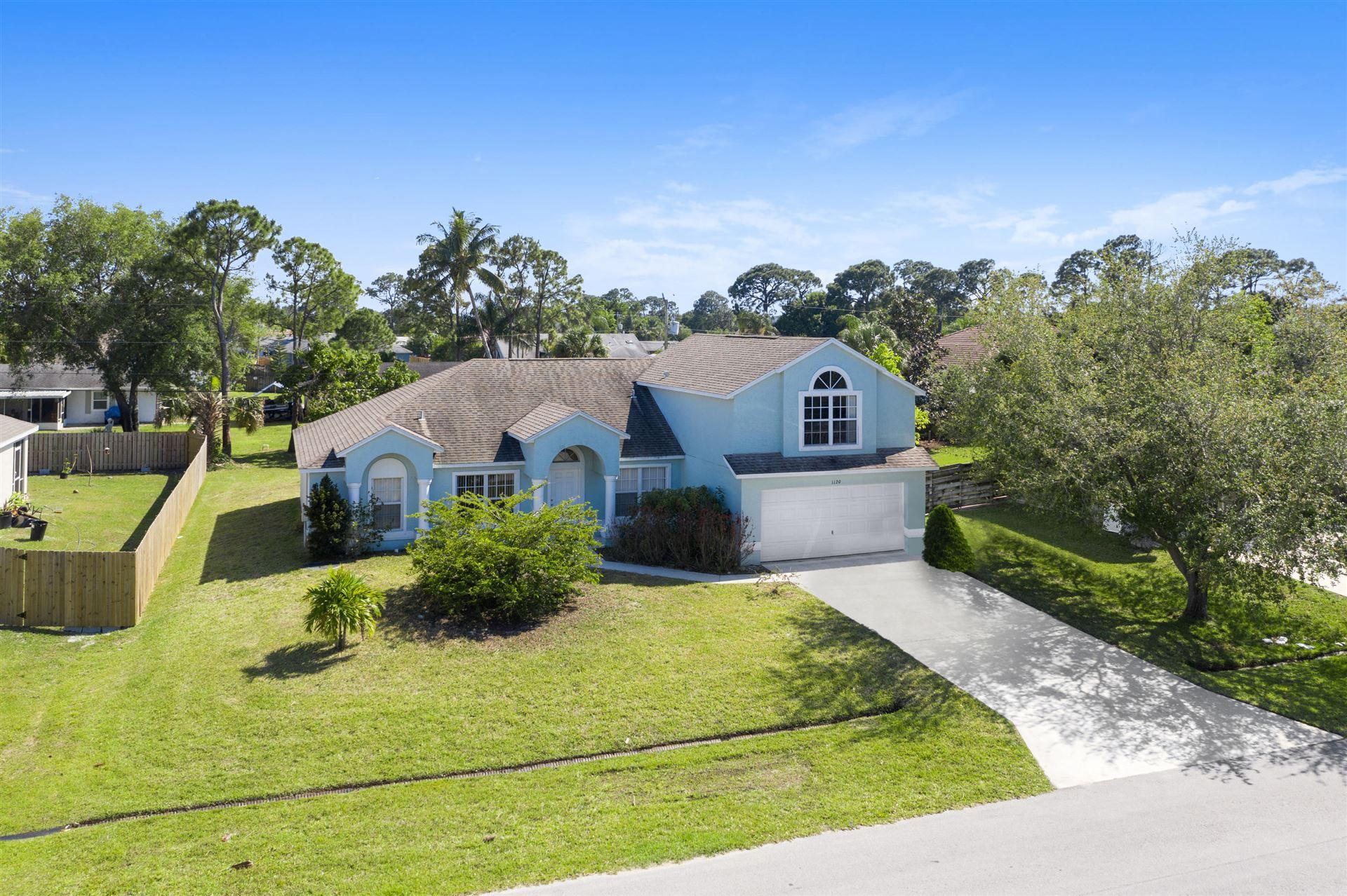 1120 SW Colorado Avenue, Port Saint Lucie, FL 34953 - #: RX-10708346