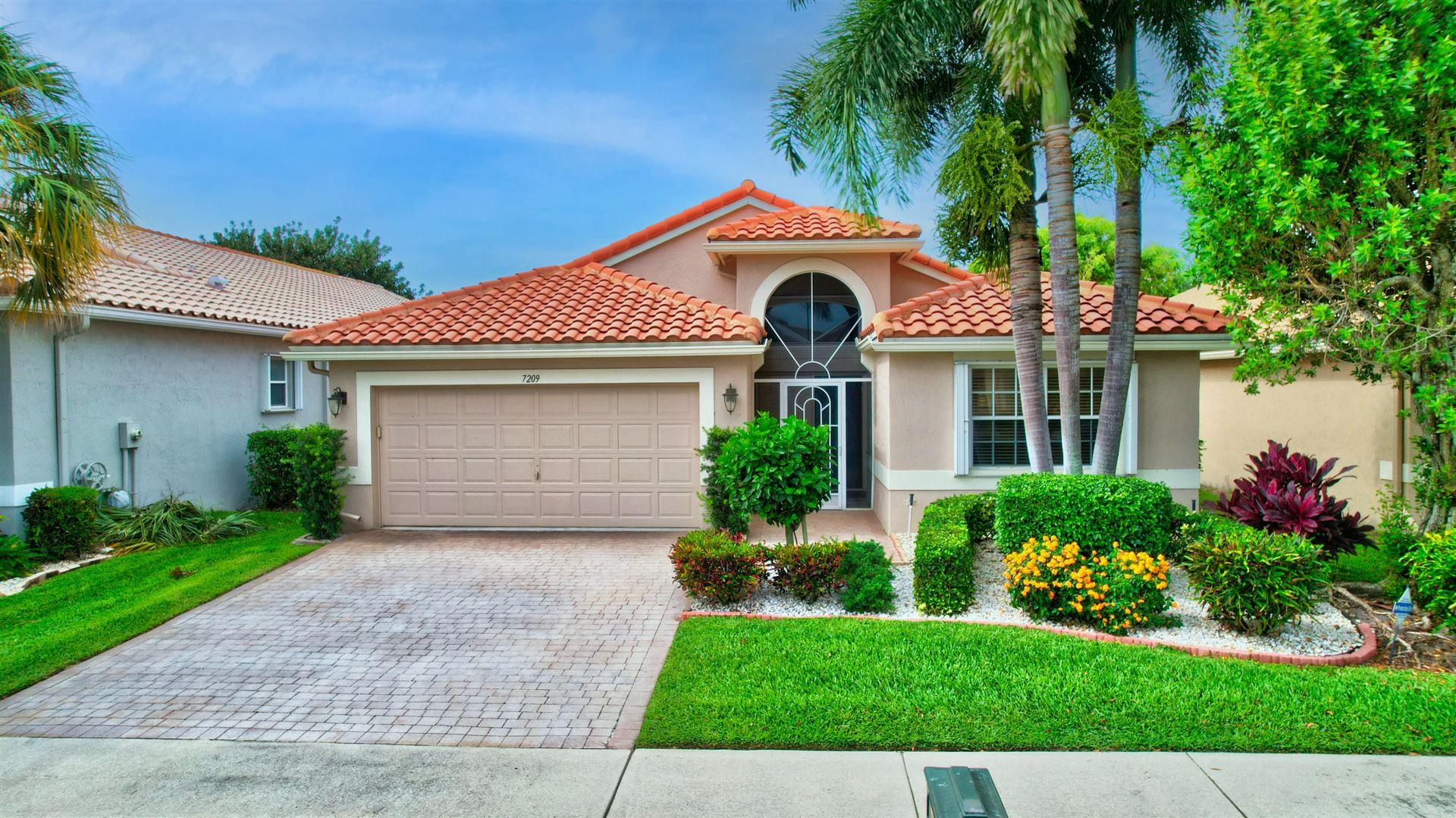 7209 Haviland Circle, Boynton Beach, FL 33437 - MLS#: RX-10716346