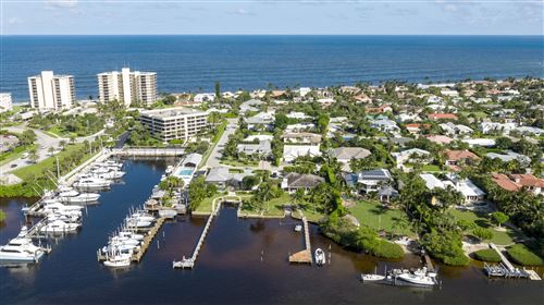 Photo of 106 Lighthouse Drive, Jupiter Inlet Colony, FL 33469 (MLS # RX-10666347)