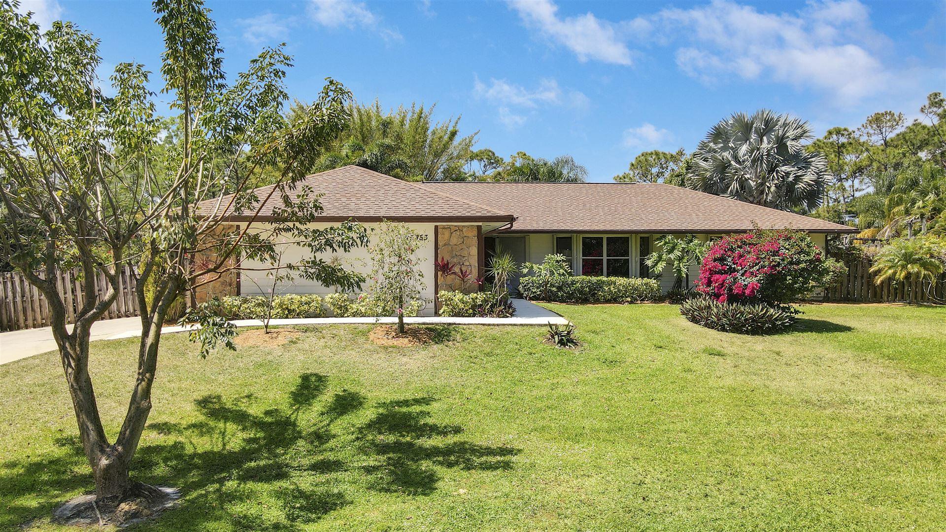 15353 N 71st Drive N, Palm Beach Gardens, FL 33418 - #: RX-10704347