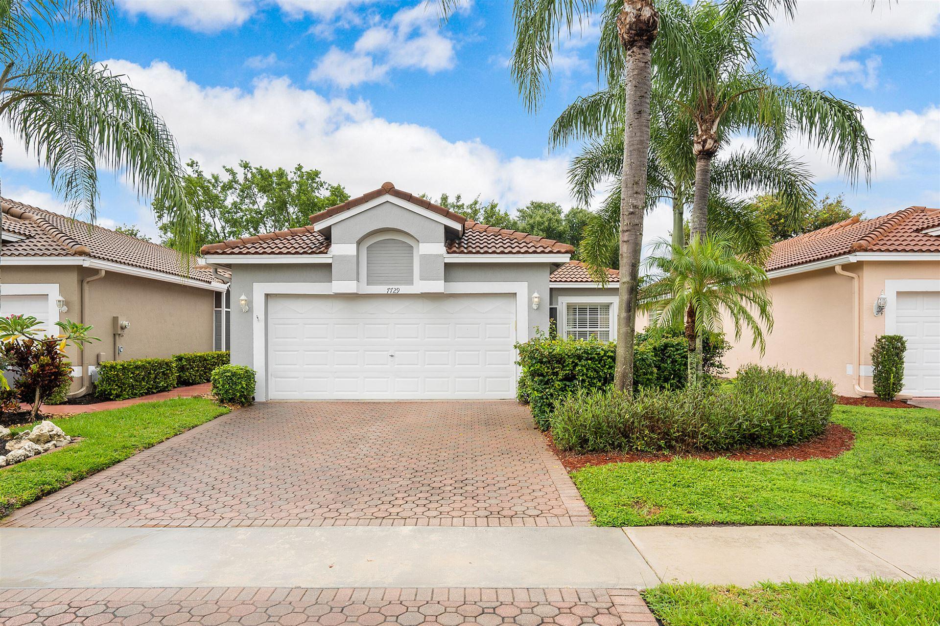7729 Cherry Blossom Street, Boynton Beach, FL 33437 - MLS#: RX-10747347