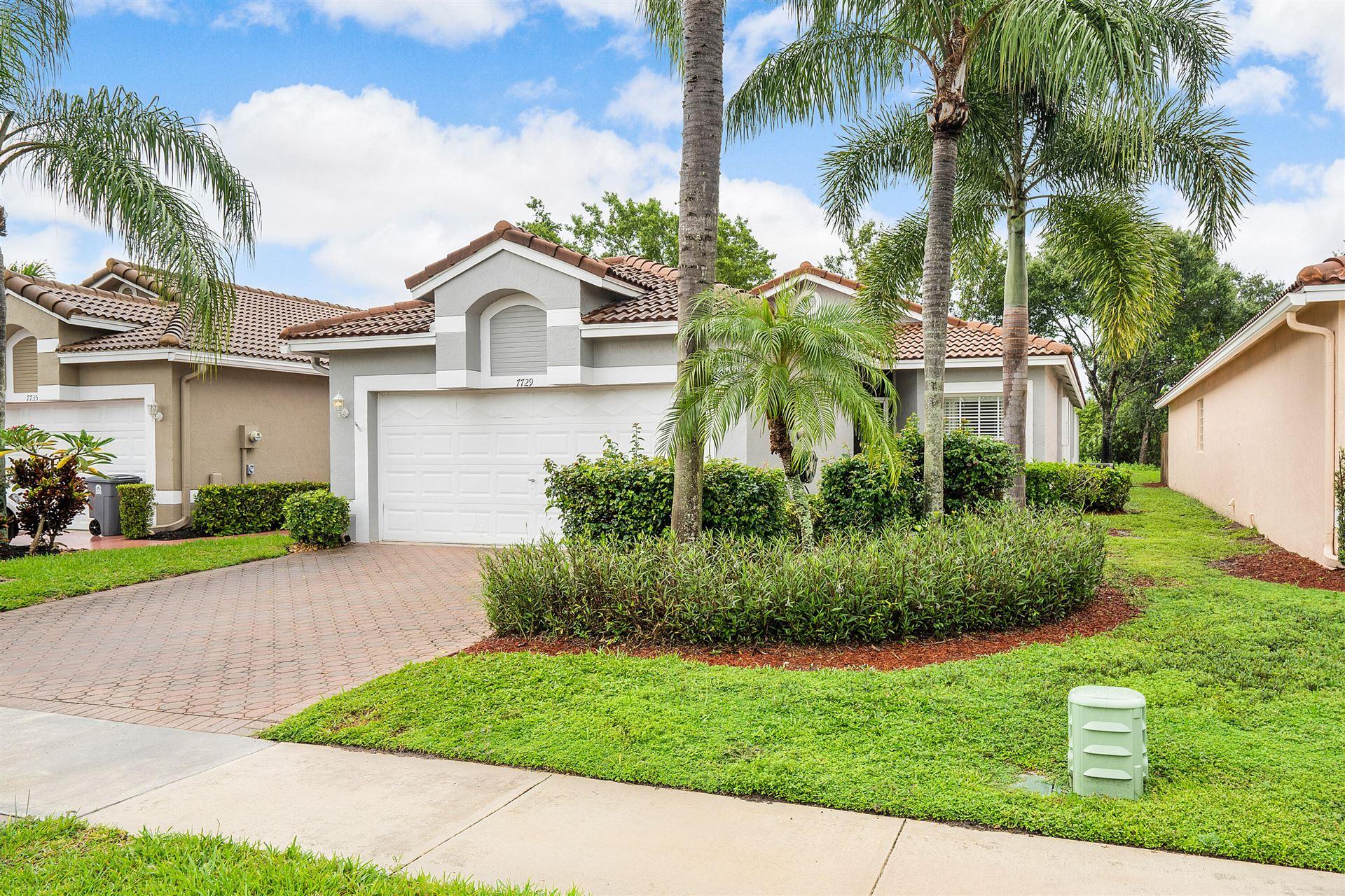 Photo of 7729 Cherry Blossom Street, Boynton Beach, FL 33437 (MLS # RX-10747347)