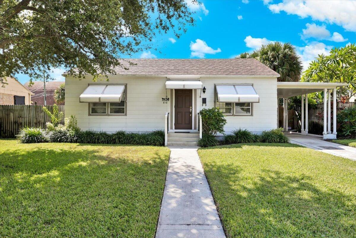 812 Summit Boulevard, West Palm Beach, FL 33405 - MLS#: RX-10751347