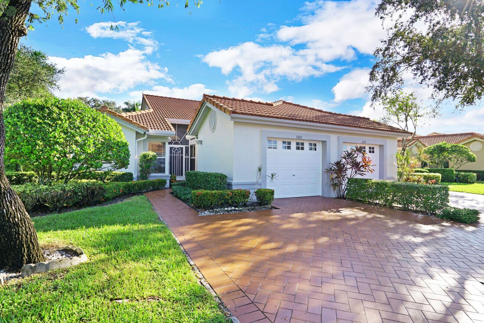 7643 Seafoam Court, Boynton Beach, FL 33437 - MLS#: RX-10752347