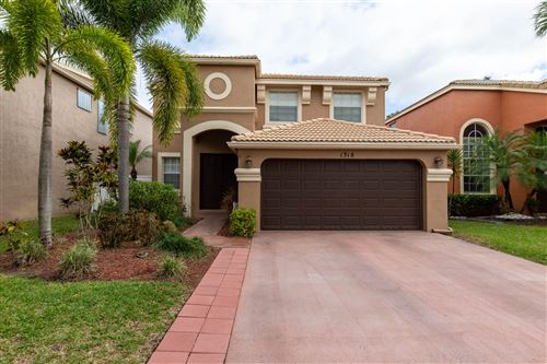 Photo of Listing MLS rx in 1318 Isleworth Court Royal Palm Beach FL 33411