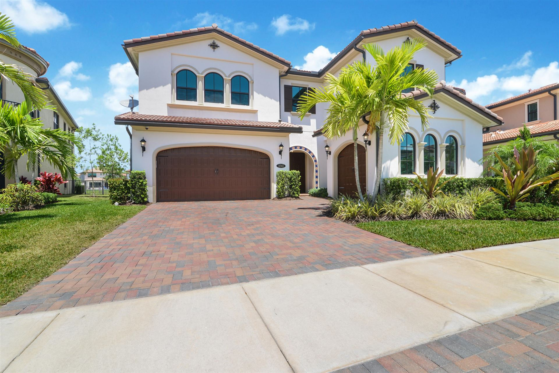 Photo of 11565 Horizon Road, Parkland, FL 33076 (MLS # RX-10715348)