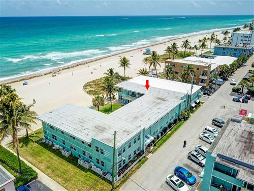Photo of 1501 S Surf Road S #28, Hollywood, FL 33019 (MLS # RX-10712350)