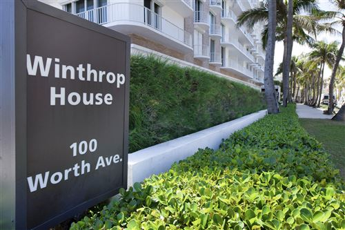 Photo of 100 Worth Avenue #404, Palm Beach, FL 33480 (MLS # RX-10754350)