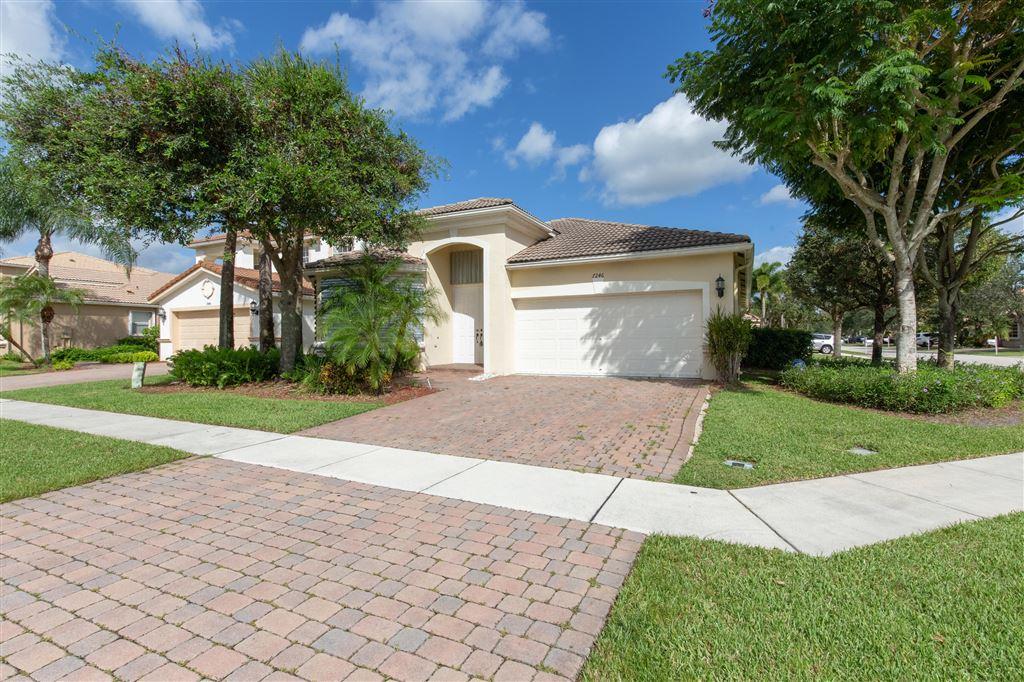7246 Via Leonardo, Lake Worth, FL 33467 - #: RX-10577350