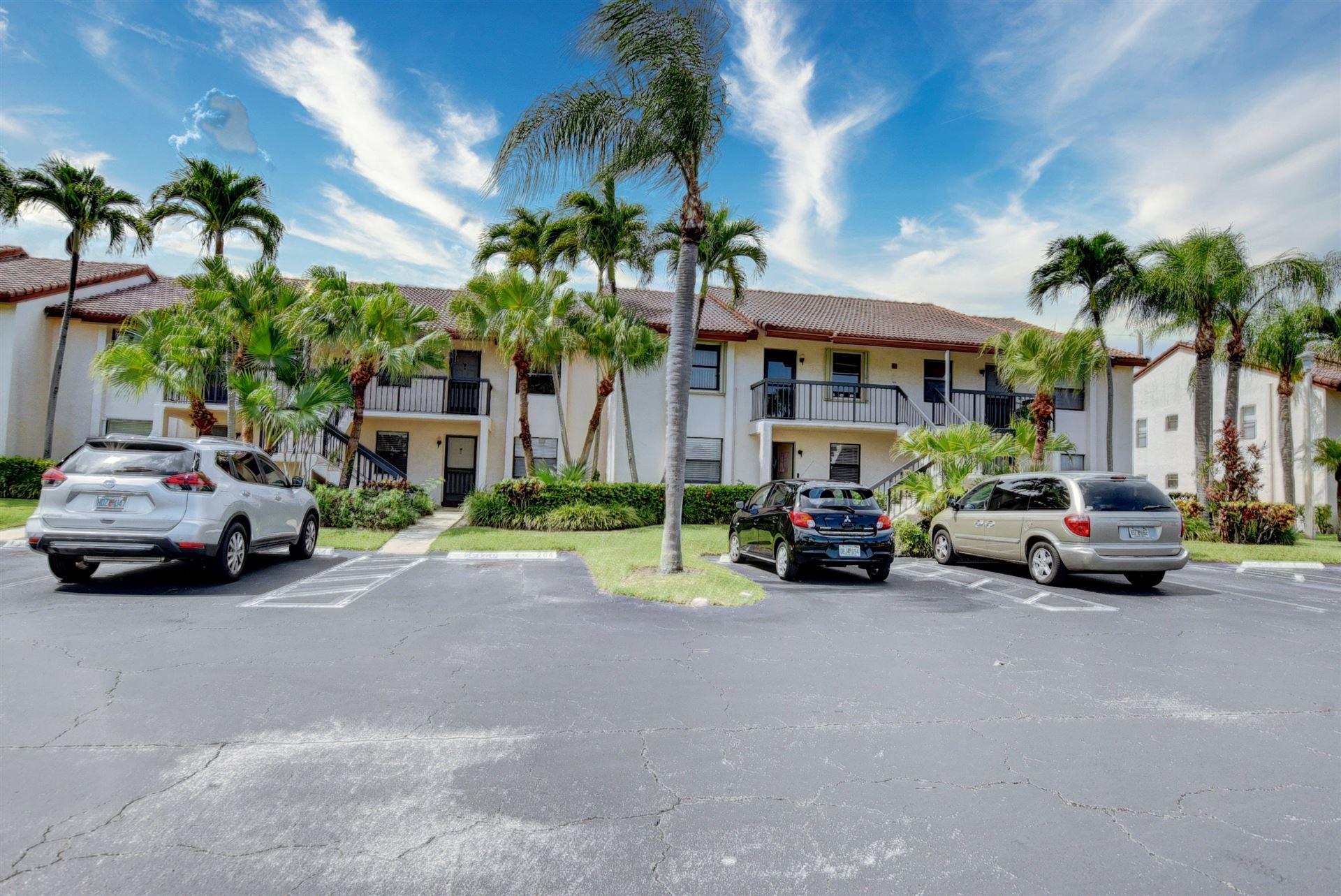22100 Palms Way #104, Boca Raton, FL 33433 - #: RX-10632350