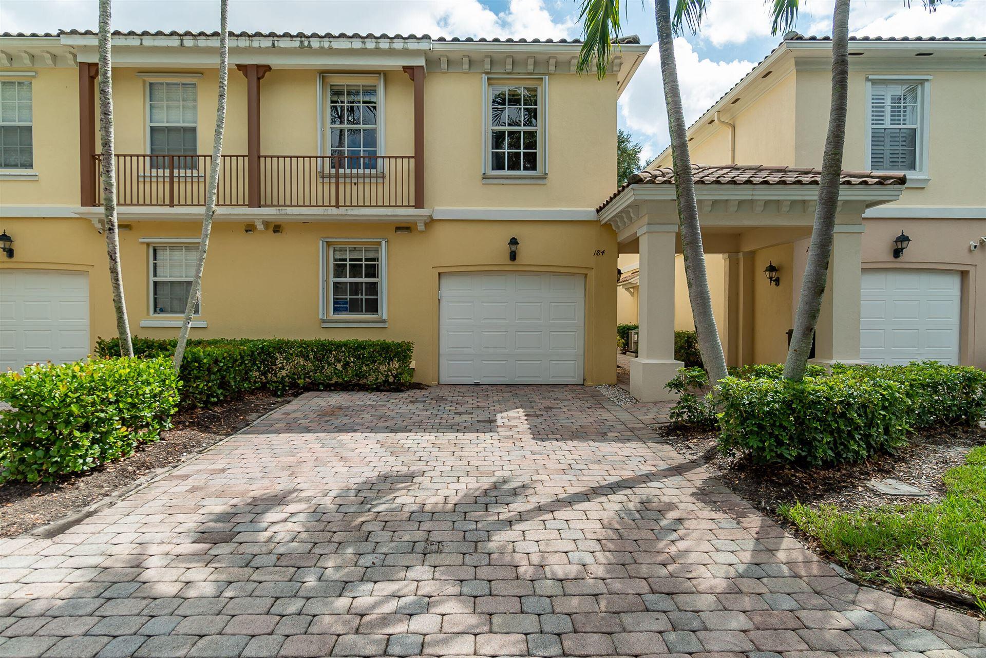 184 Santa Barbara Way, Palm Beach Gardens, FL 33410 - MLS#: RX-10752350