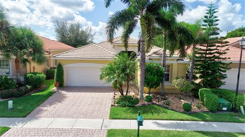 Photo of 6671 Via Dante, Lake Worth, FL 33467 (MLS # RX-10570351)