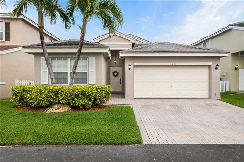 Photo of Listing MLS rx in 5861 S Sable Circle Margate FL 33063