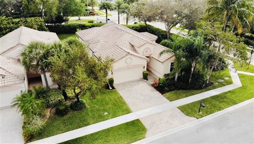 Photo of 9819 Mantova Drive, Lake Worth, FL 33467 (MLS # RX-10604351)