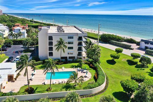 Photo of 1055 Ocean Drive #401, Juno Beach, FL 33408 (MLS # RX-10632351)