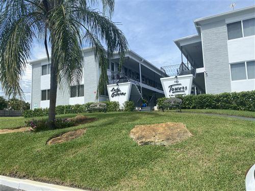 Photo of 302 Lake Osborne Drive #8, Lake Worth Beach, FL 33461 (MLS # RX-10666351)