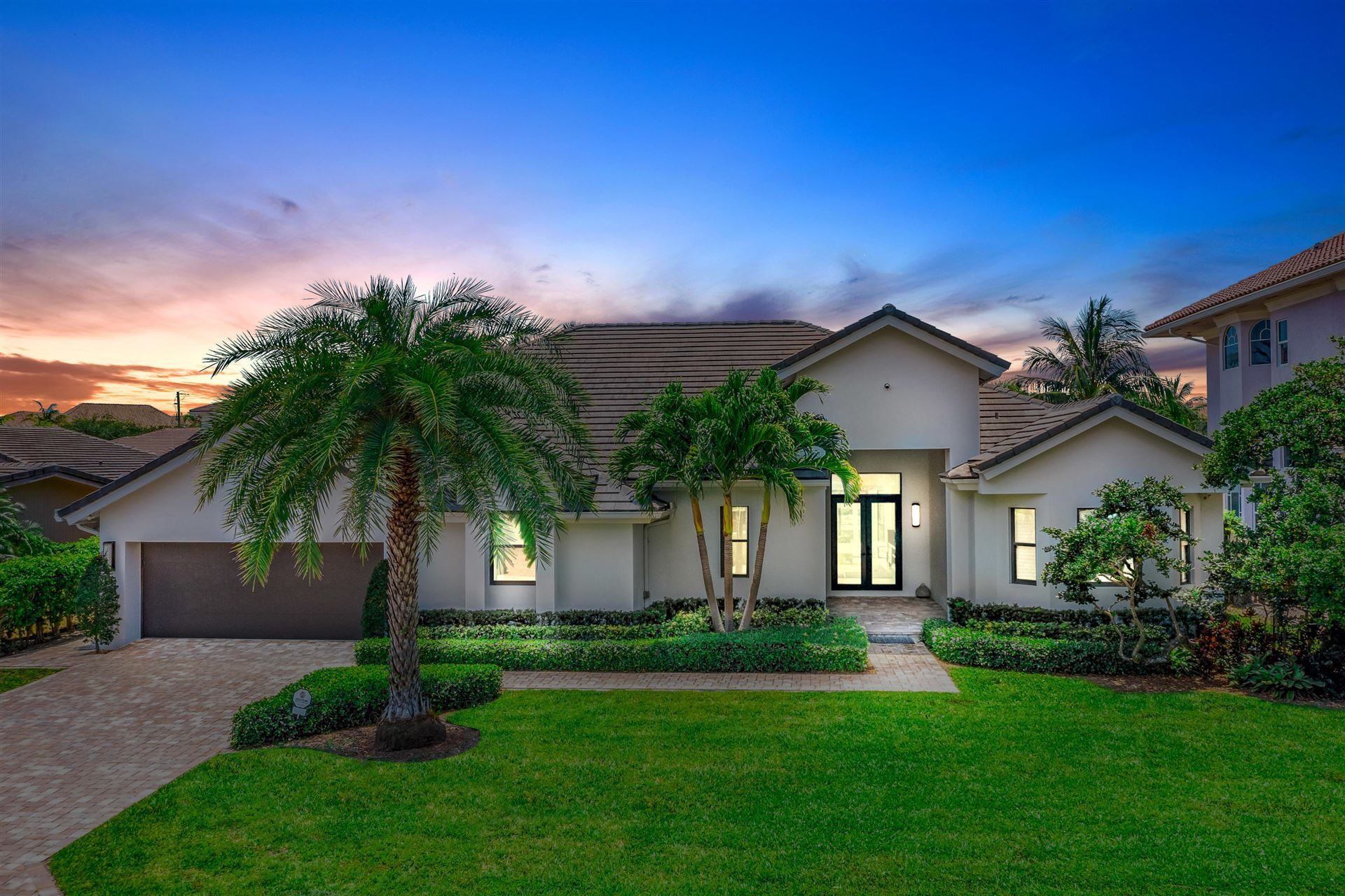 Photo of 968 Cypress Drive, Delray Beach, FL 33483 (MLS # RX-10715351)