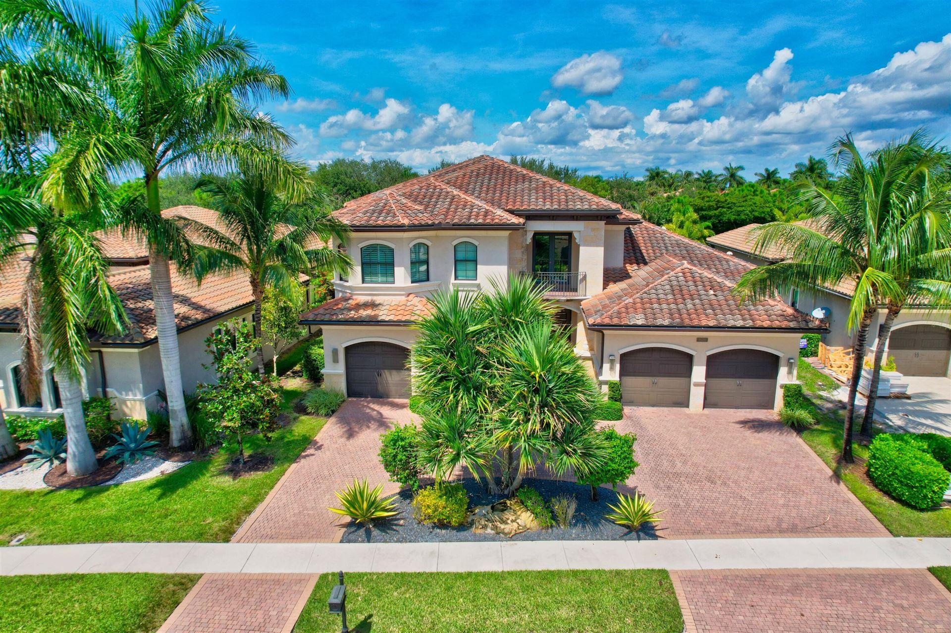 8509 Hawks Gully Avenue, Delray Beach, FL 33446 - #: RX-10747351