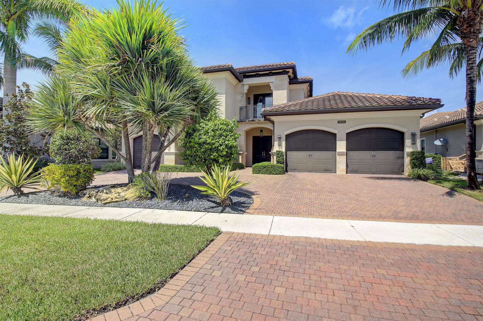 Photo of 8509 Hawks Gully Avenue, Delray Beach, FL 33446 (MLS # RX-10747351)