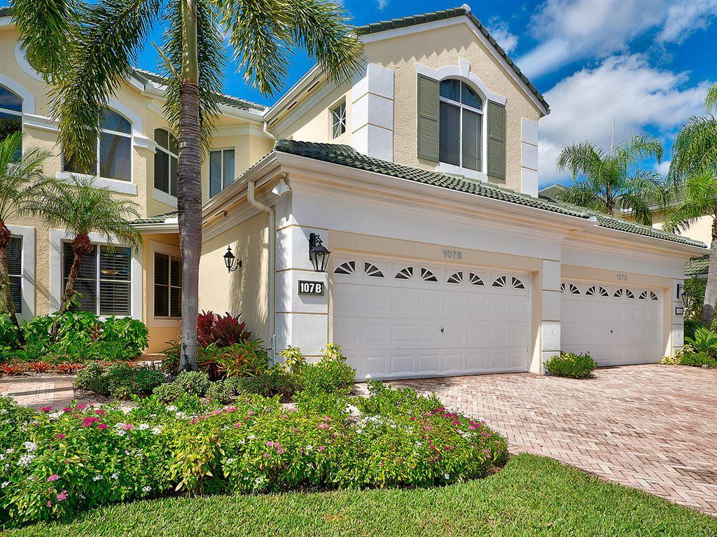 107 Palm Point Circle #B, Palm Beach Gardens, FL 33418 - #: RX-10567352