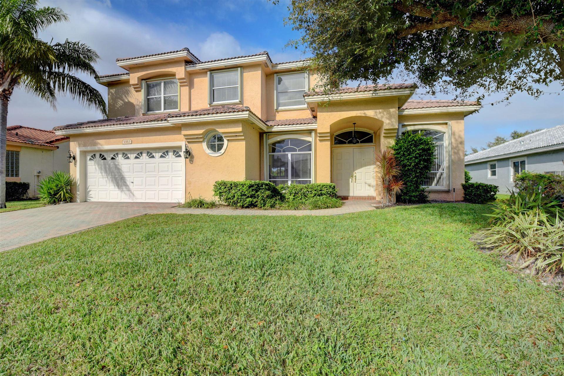 9383 Lake Serena Drive, Boca Raton, FL 33496 - #: RX-10583352