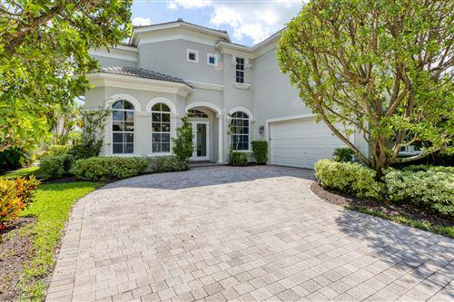 Photo of 110 Tranquilla Drive, Palm Beach Gardens, FL 33418 (MLS # RX-10638353)