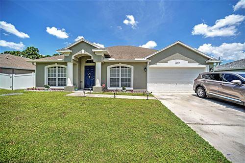 Photo of 1817 SW Citation Avenue, Port Saint Lucie, FL 34953 (MLS # RX-10645353)
