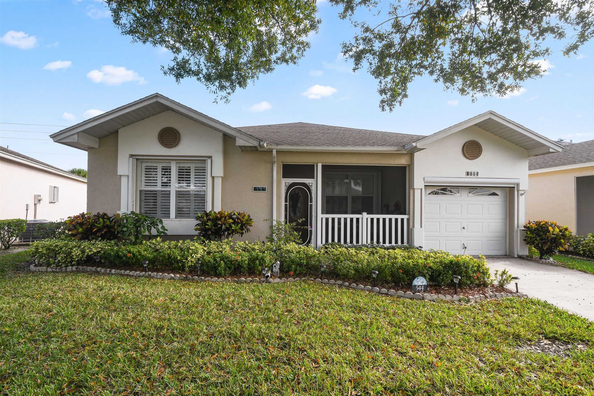 544 NW Cortina Lane, Port Saint Lucie, FL 34986 - #: RX-10635353