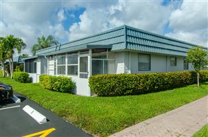 Photo of 5 Waterford A, Delray Beach, FL 33446 (MLS # RX-10501354)