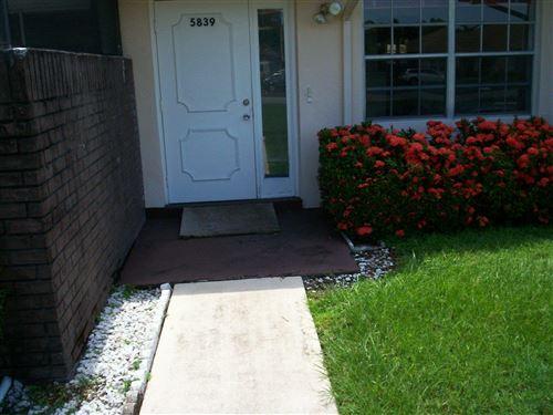 Photo of 5839 Summerfield Court #45, Fort Pierce, FL 34982 (MLS # RX-10638354)