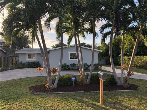 Photo of 4351 NE 4th Avenue, Boca Raton, FL 33431 (MLS # RX-10705354)