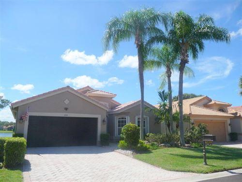 Photo of 6646 Sun River Road, Boynton Beach, FL 33437 (MLS # RX-10754354)