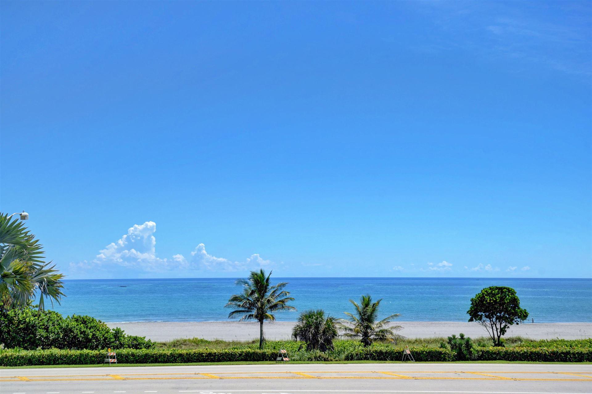 2727 N Ocean Boulevard #A307, Boca Raton, FL 33431 - #: RX-10652354