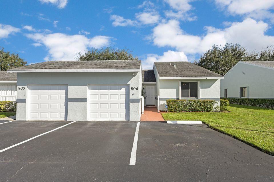 2640 W Gately Drive #806, West Palm Beach, FL 33415 - #: RX-10672354