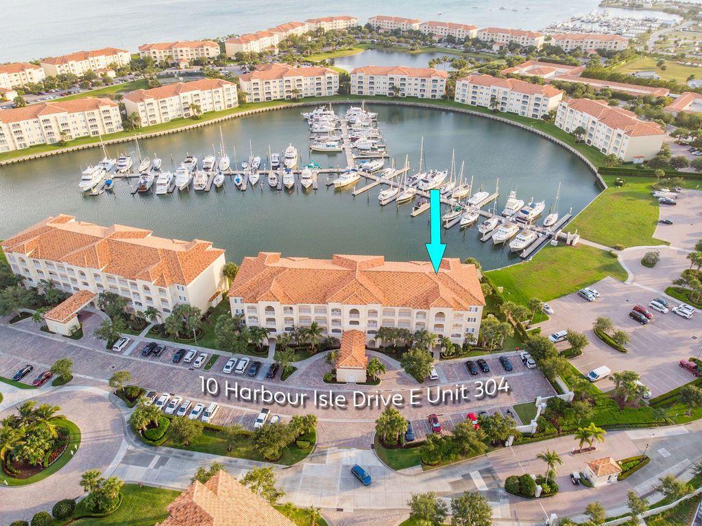 10 Harbour Isle Drive E #304, Fort Pierce, FL 34949 - MLS#: RX-10714354