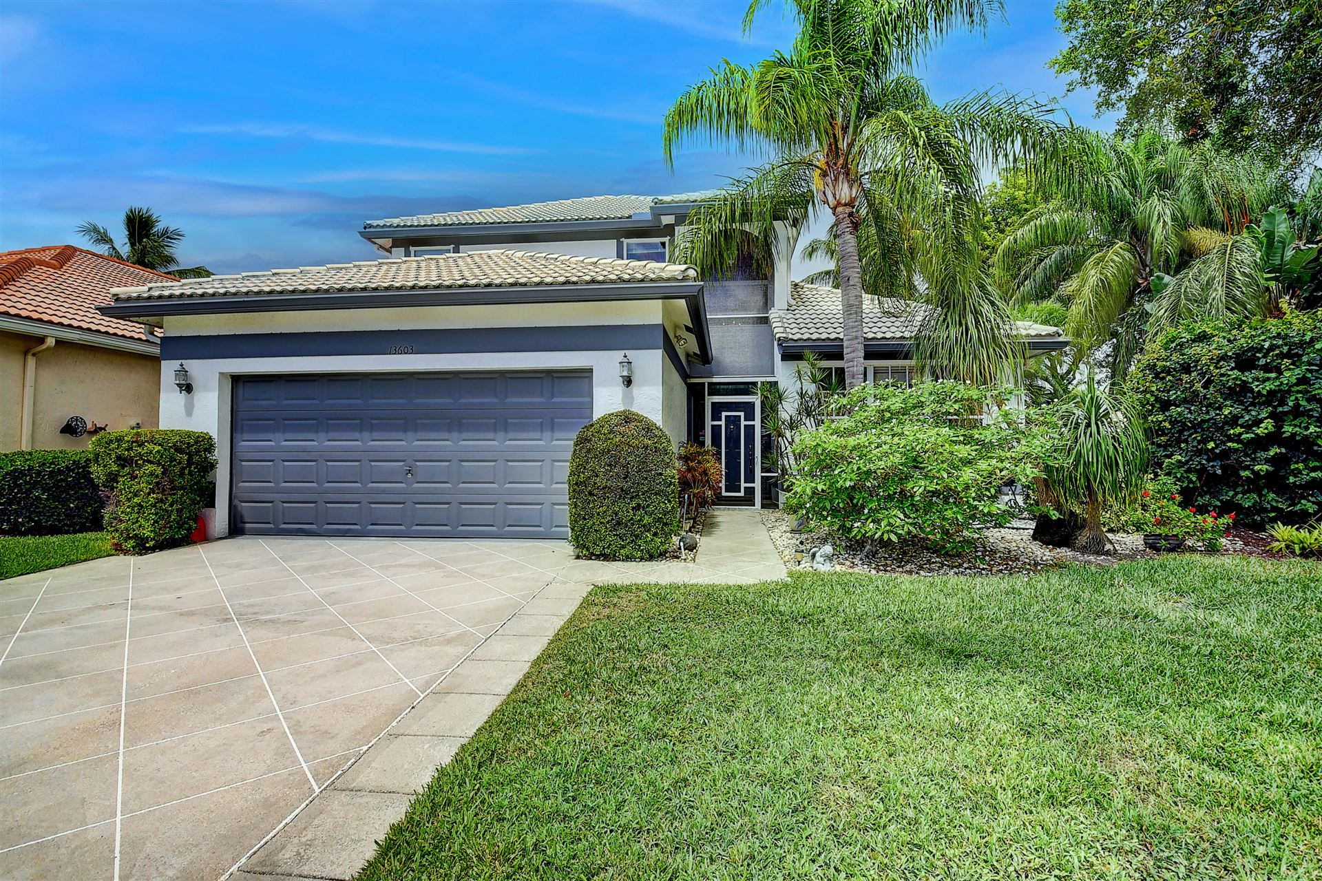 13603 Weyburne Drive, Delray Beach, FL 33446 - #: RX-10725354
