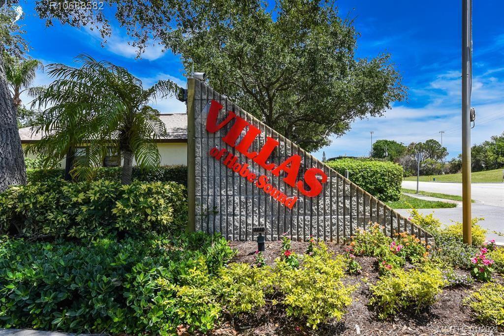 Photo of 8030 SE Villa Circle, Hobe Sound, FL 33455 (MLS # RX-10744354)