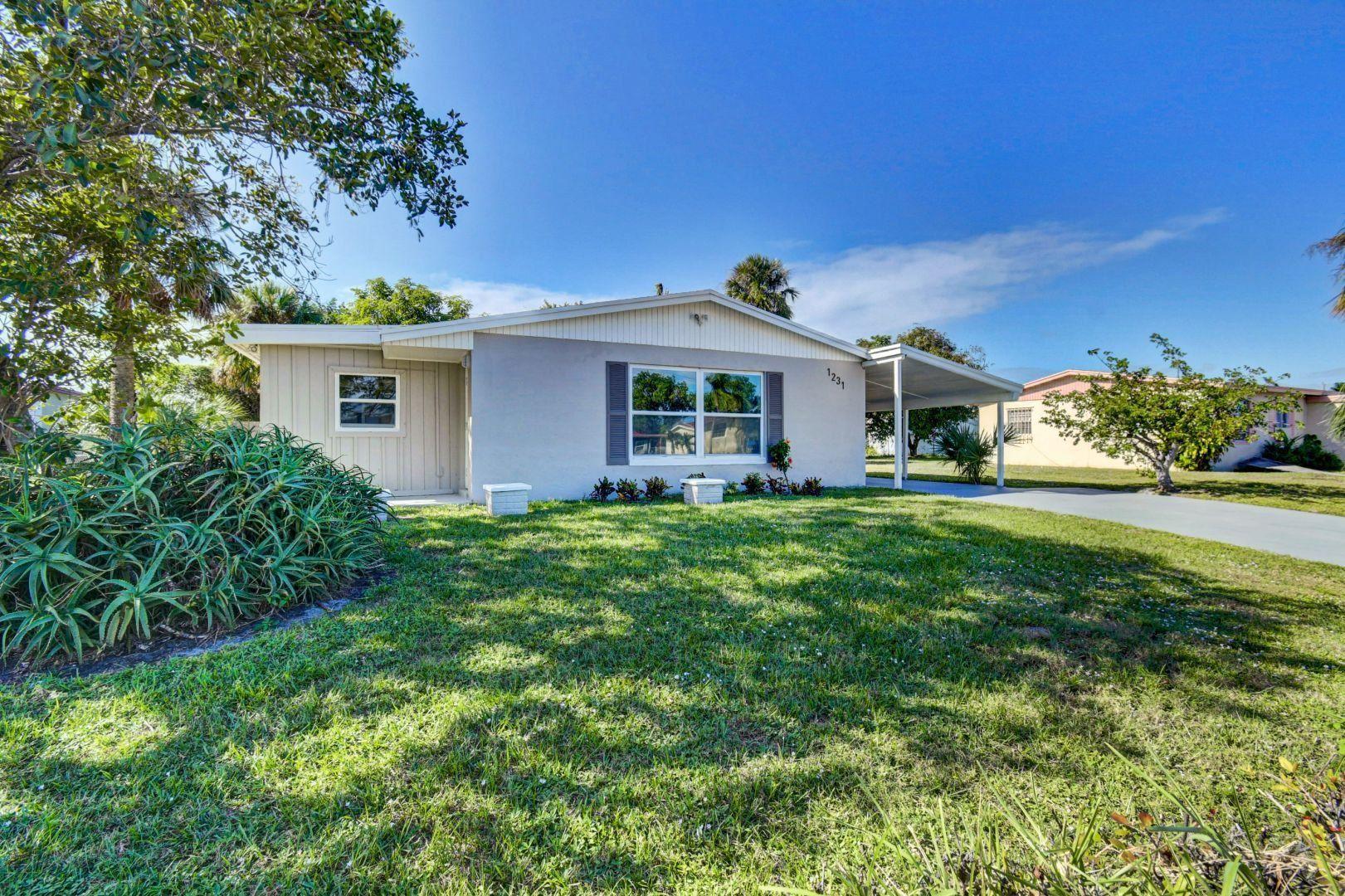 1231 R Avenue, Riviera Beach, FL 33404 - #: RX-10660355