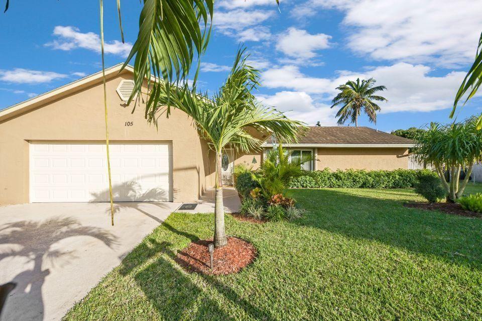 105 Sunflower Circle, Royal Palm Beach, FL 33411 - #: RX-10684355