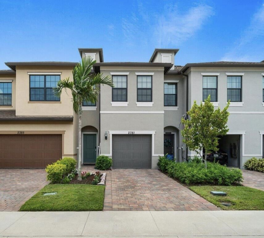 Photo of 2381 Post Street, Palm Springs, FL 33406 (MLS # RX-10747355)