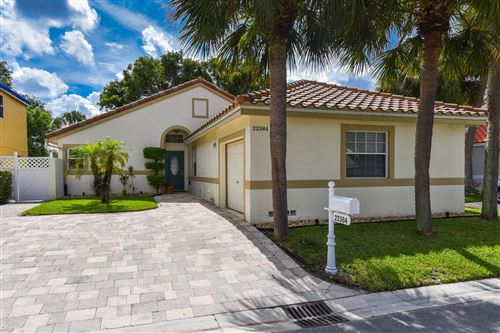 Photo of Listing MLS rx in 22384 Overture Circle Boca Raton FL 33428