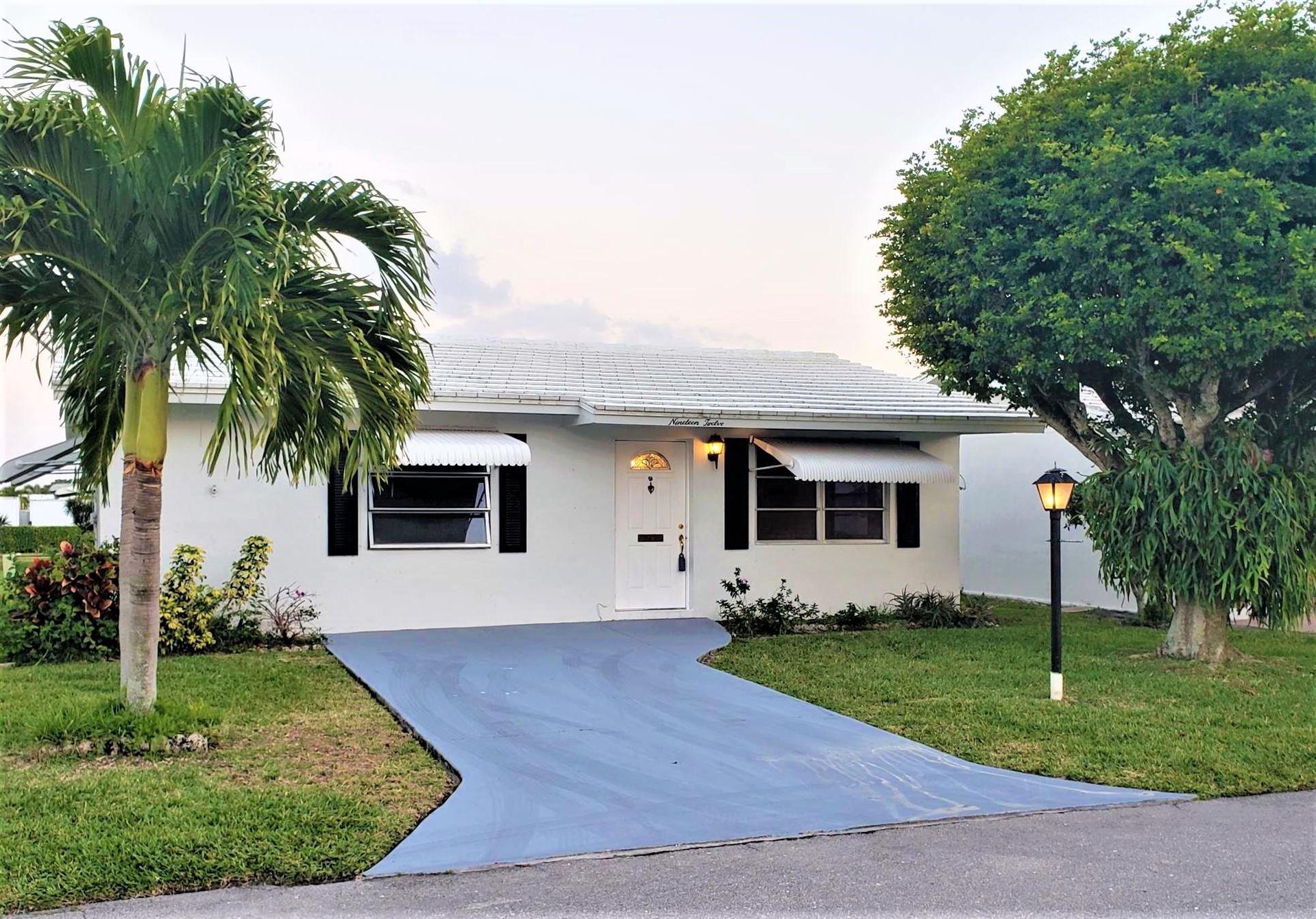 1912 SW 19th Street, Boynton Beach, FL 33426 - #: RX-10686356