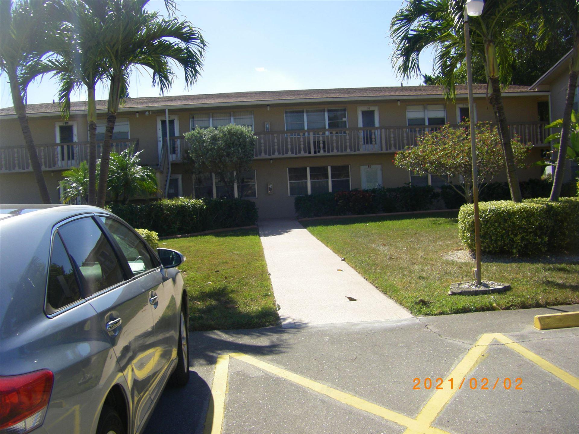 98 Canterbury D #98, West Palm Beach, FL 33417 - #: RX-10689356